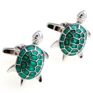 Other - Turtle Cufflinks